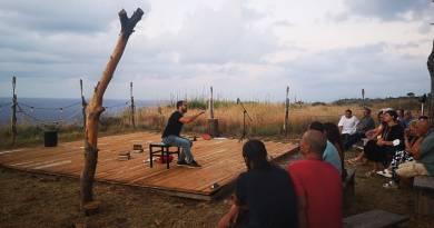 """Rassegna teatrale """"Promontorio Nord"""", tutto esaurito anche per lo spettacolo di Luca D'Arrigo"""