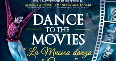 """""""Dance to the movies"""", al Teatro Greco di Tindari il concerto danzato di Marvan Dance Group e Sinfonietta"""
