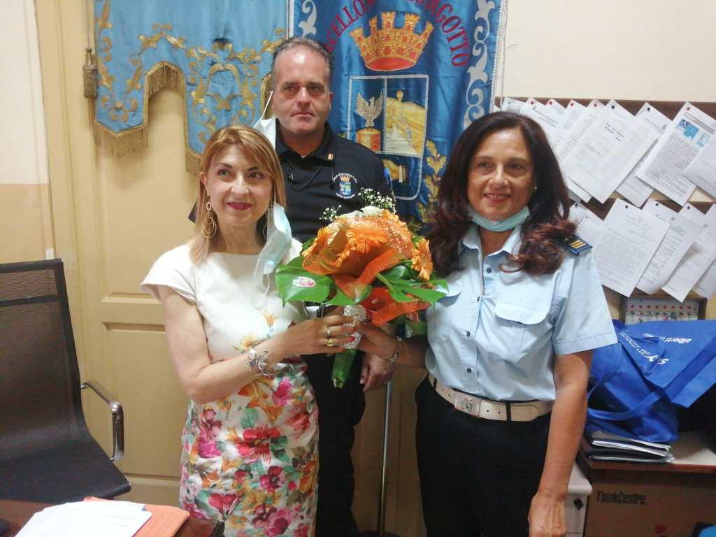 Barcellona PG, al comando polizia municipale insediata la dottoressa Pinella Italiano