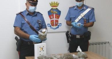 Barcellona, tenevano droga in casa. Arrestati tre soggetti dello stesso nucleo familiare