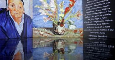 """""""VanGoghMultimedia & Friends"""", a Palermo la grande mostra sulla vita e sulle opere del pittore più amato di tutti i tempi"""