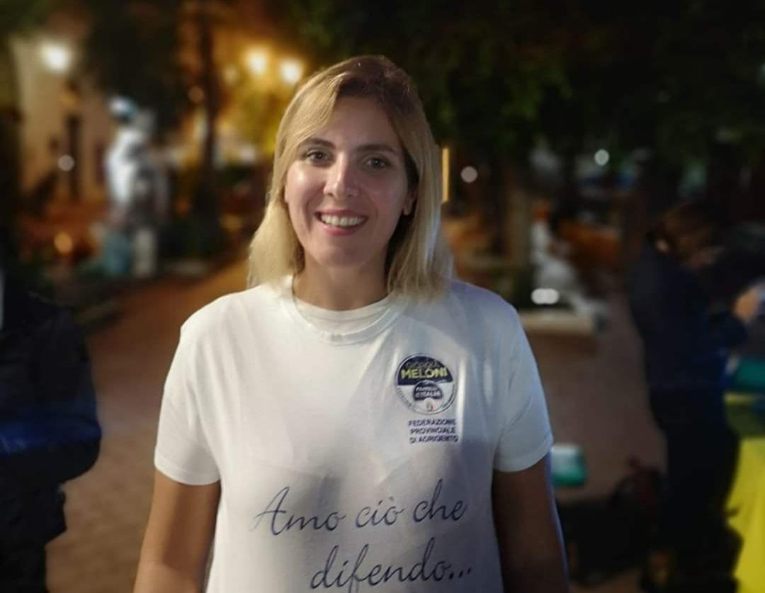 Paola Antinoro (FdI): ok tutela salute pubblica, ma si pensi anche all'economia della provincia