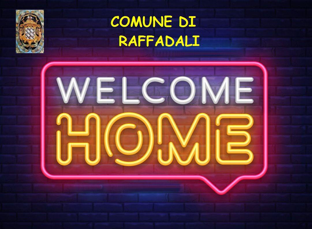 """""""Chi arriva a Raffadali deve comunicarlo al Comune"""""""