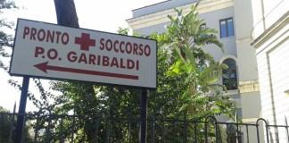 pronto soccorso - garibaldi - policlinico - catania