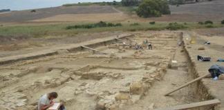 scavi archeologici - sicilia