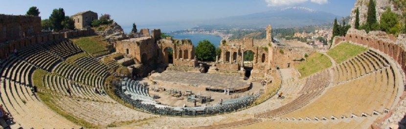 Taormina Greek theatre