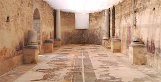 The Roman Villa del Casale