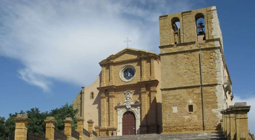 The Church of St Gerland is the most enchanting place in Agrigento. It has stood tall over the old town center for nine centuries..