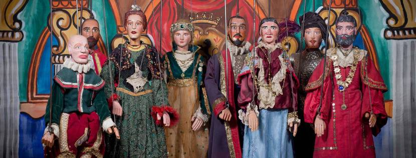 The Sicilian puppet theatre is one of Sicily's greatest traditional art forms, the cultural importance of this art form was recognized by Unesco in 2001.