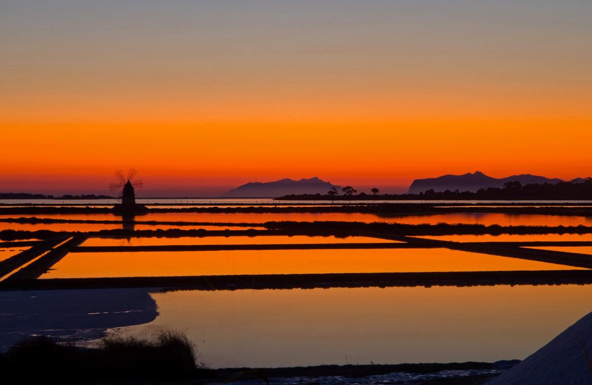 Saline della Laguna dello Stagnone