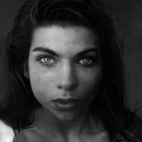 Monika K. Adler, Film Director, Sick Bacchus movie, Portrait