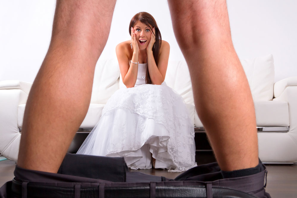 Woman Divorces Husband After Three Days Of Marriage Because His Dick Is Too  Big – Sick Chirpse