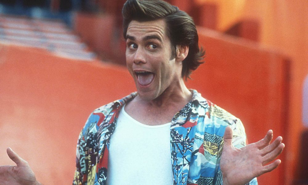 Jim Carrey Prepares For Psychedelic Film Role By Tripping