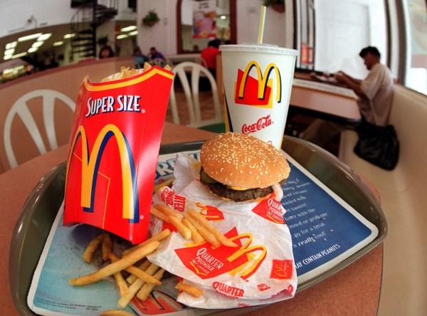 McDonald's Employee Reveals The One Menu Item You Should ...