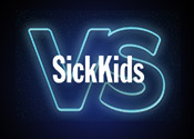 Image result for sick kids vs logo