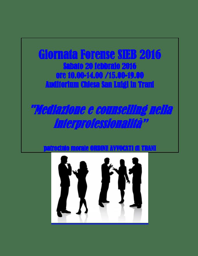 Mediazione e counselling nella interprofessionalità