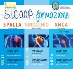 SICOOP formazione - Spalla, Ginocchio, Anca