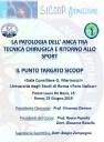 La Patologia dell'anca tra Tecnica Chirurgica e Ritorno allo Sport – Il Punto Targato S.I.C.O.O.P.
