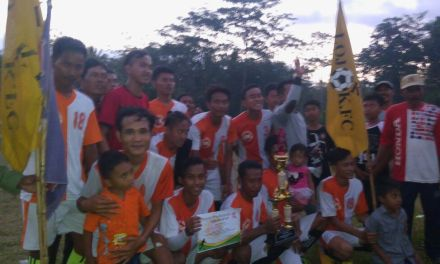 Turnamen Sepakbola Desa Sidamukti
