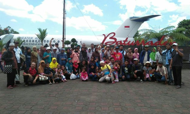 Family Gathering, Berwisata ke Small World dan Baturraden