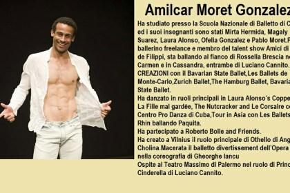 Presentazione AMILCAR GONZALEZ