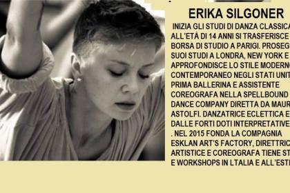 Presentazione ERIKA SILGONER