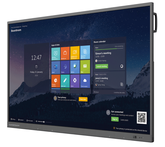 clevertouch ux-pro