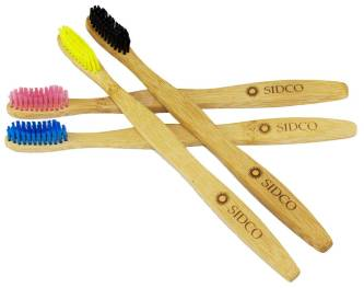 Bambuszahnbürste SIDCO Family