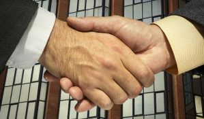 handshake grant of rights clause