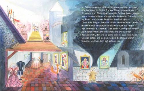 Buch: Detektiv Dachs im Emmental - Der Blumenkäse - Seite 4