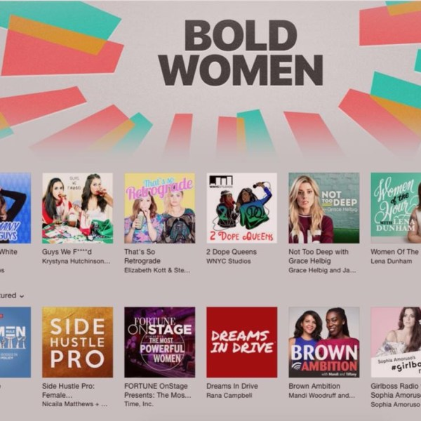Side Hustle Pro on Apple's Bold Women list