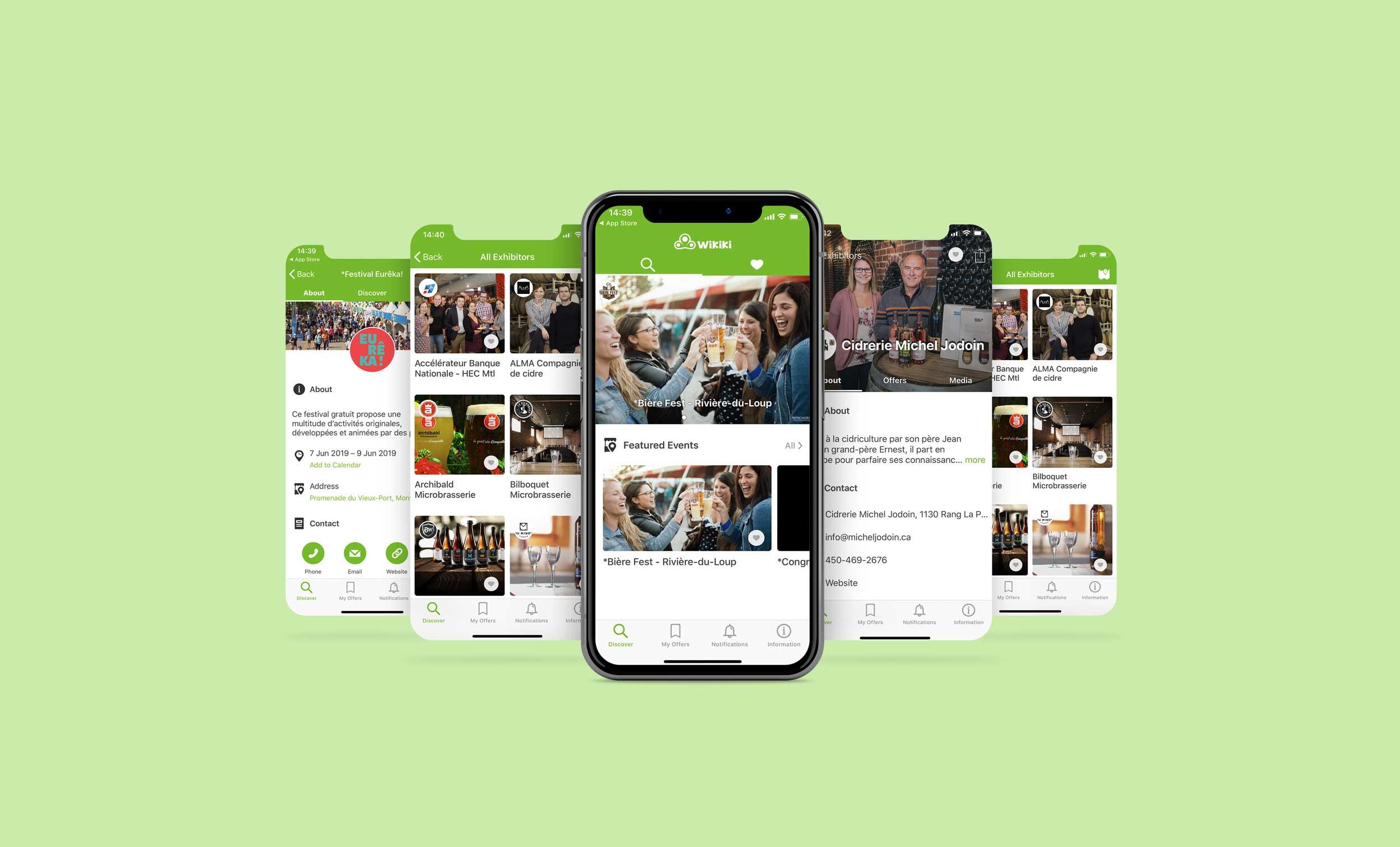 Wikiki-application-mobile