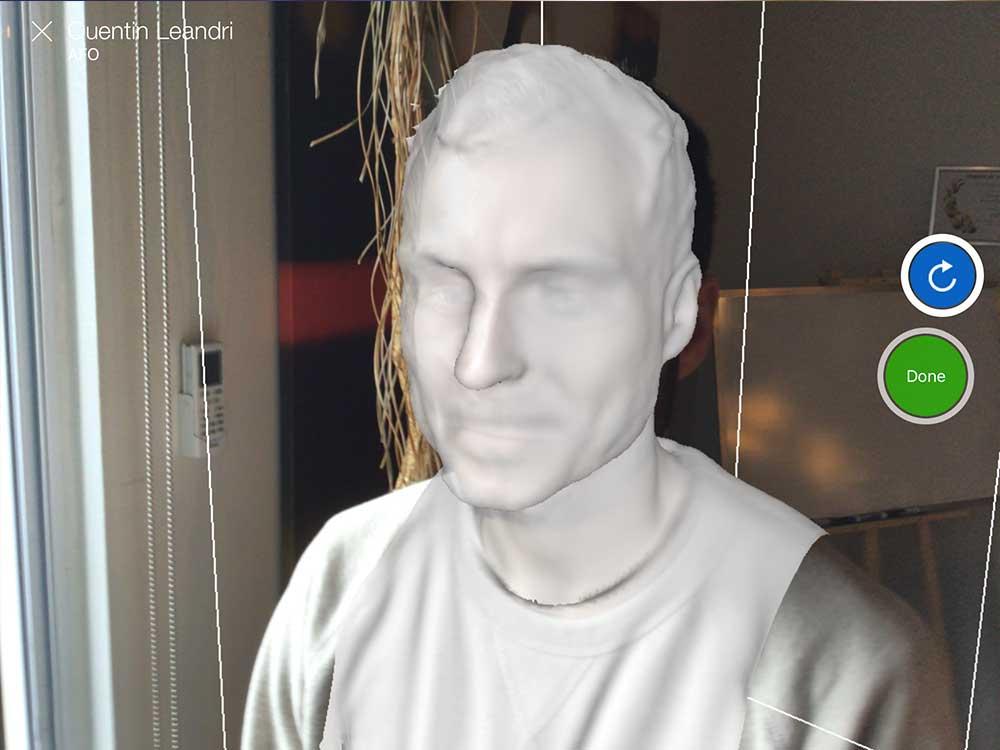 You MaWo - 3D scanner app with Structure Sensor | Sidekick Interactive