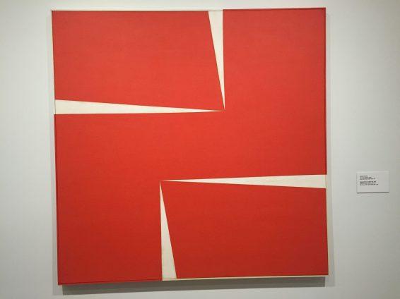 Herrera at Newark Museum of Art