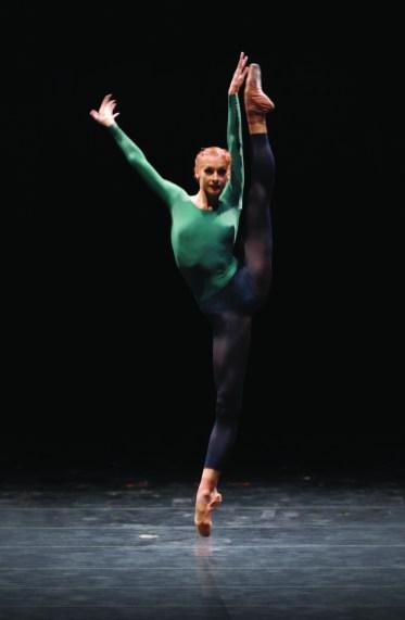 Ekaterina Kondaurova, Principal Dancer at the Mariinsky © Sasha Neff