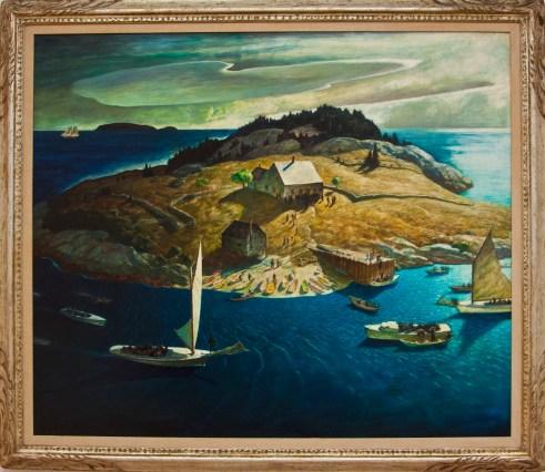 Brandywine Museum painting