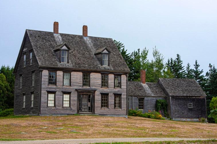 Christina's House, Farnsworth Museum