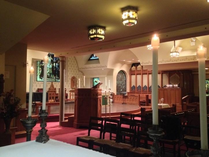 Christ and Saint Stephens Church