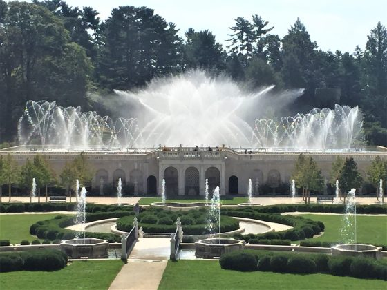 Longwood Fountain