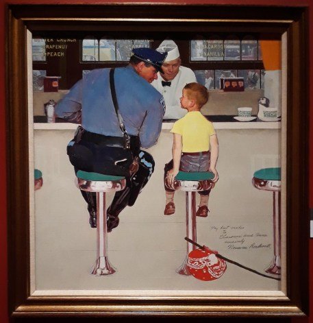 Norman Rockwell Museum Stockbridge Massachusetts