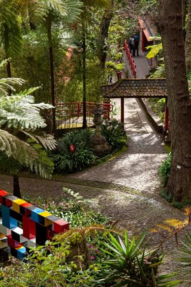 Monte Botanical Garden, Funchal, Madeira