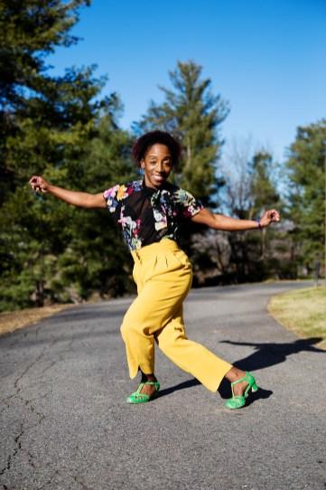 Latasha Barnes Photo by Jessica Keener