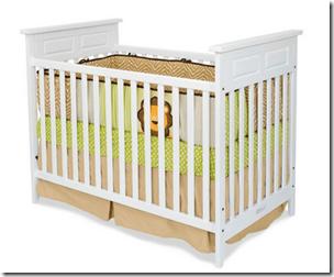 child craft logan traditional crib