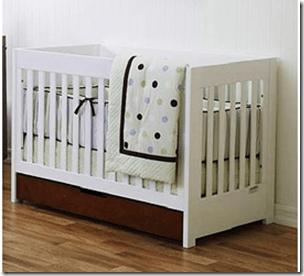 baby mod park lane crib from walmart