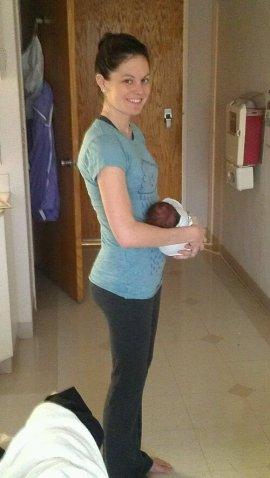 37 weeks pregnant baby