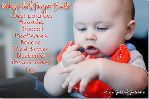 baby's-first-finger-foods
