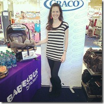 graco safety blogger event