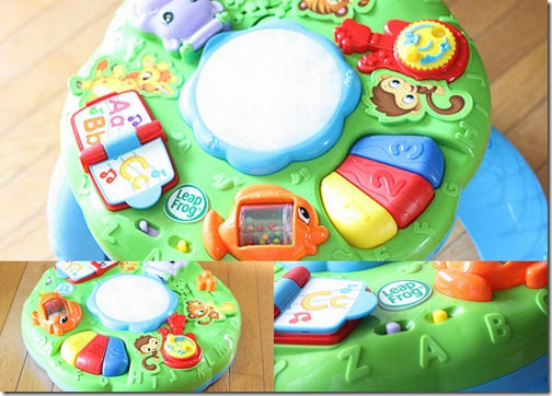 leap frog animal adventure table
