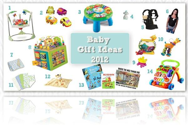 Baby Gift Ideas 2012