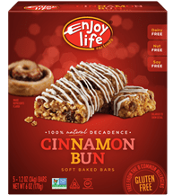 enjoy life granola bars cinnamon-bun